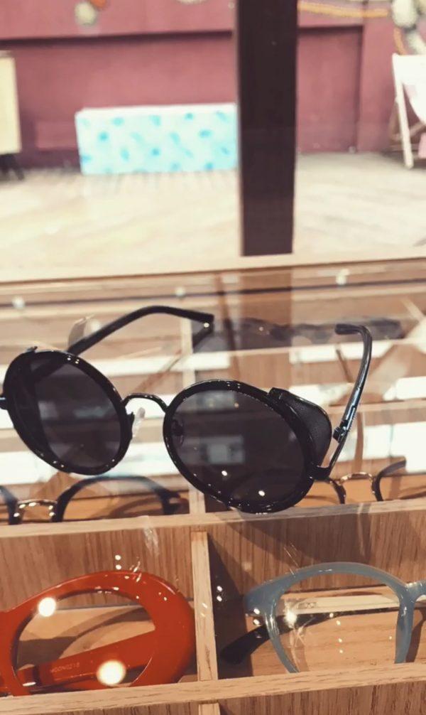 Óculos de Sol Vapor Preto