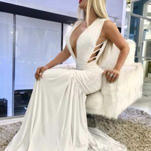 Vestido Sofia Branco