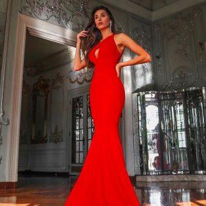 Vestido Grazi Vermelho