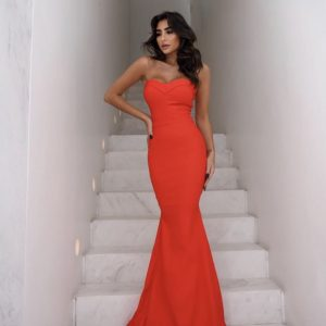 Vestido Red Moon