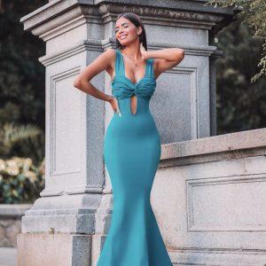 Vestido Isabel Tiffany