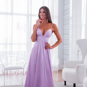 Vestido Ashley Lavanda