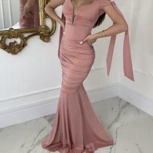 Vestido Rubia Rosé