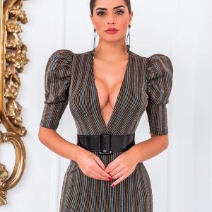 Vestido Ruth Lurex