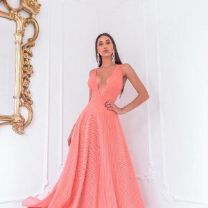 Vestido Sandra Coral