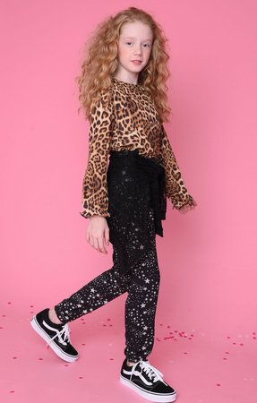 Camisa Blessinha Jaguar
