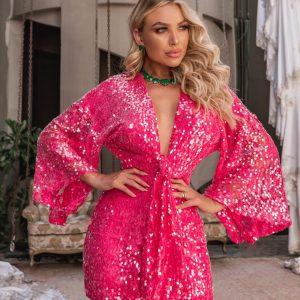 Vestido Gaia Pink