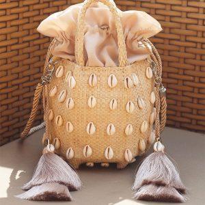 Bucket Bag Kiki Nude