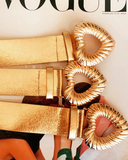 Cinto Antonella Dourado
