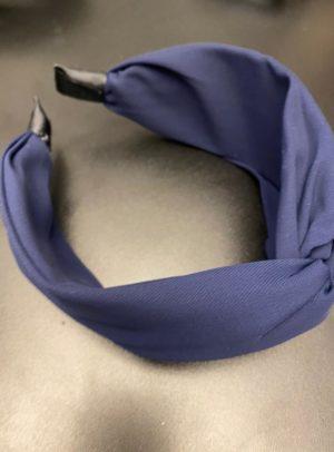 Tiara Azul Marinho