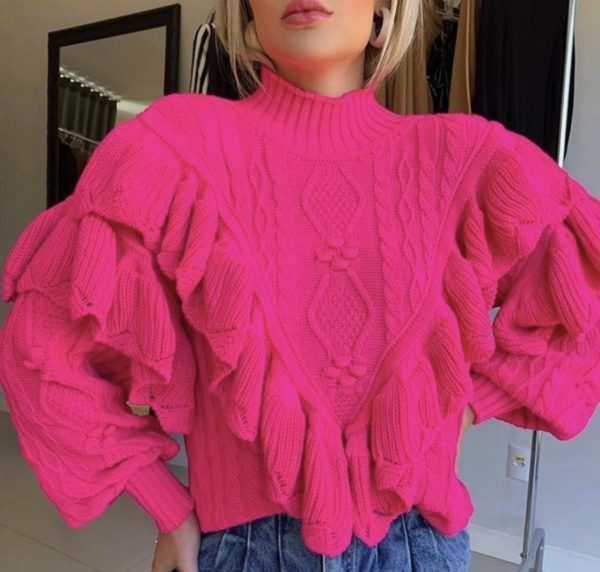 Tricot Allure Pink