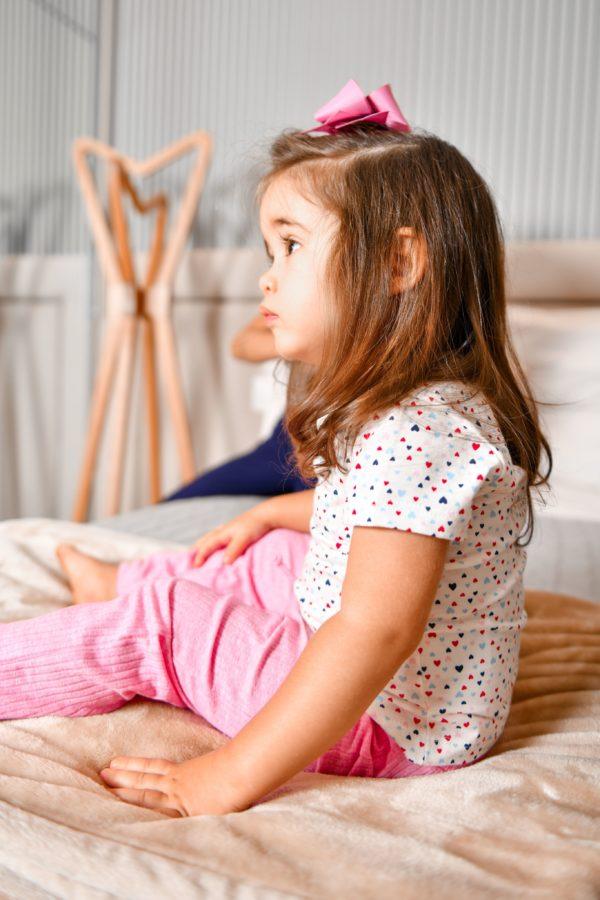 Pijama Love Girl Kids