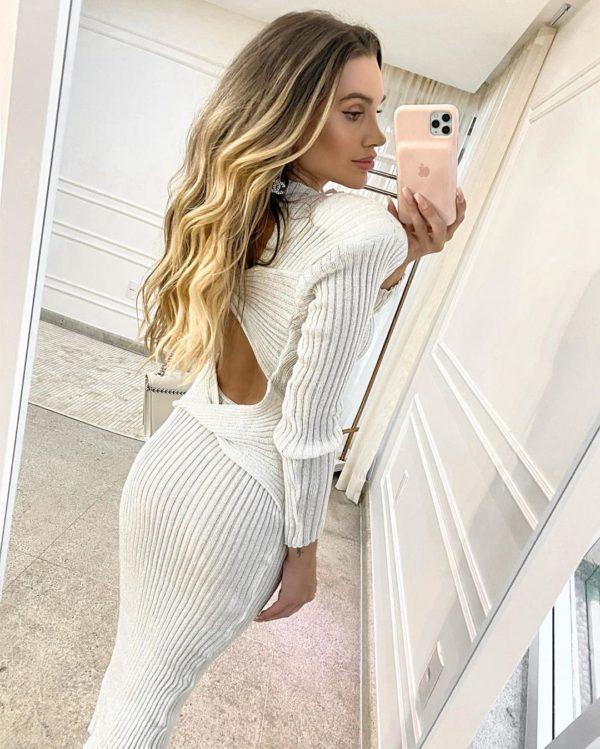 Vestido Andréia Off