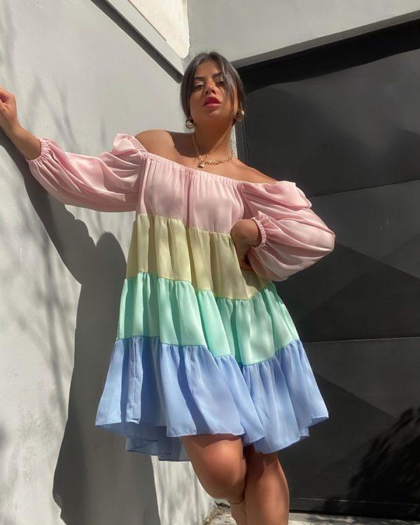 Vestido Serafina Color II