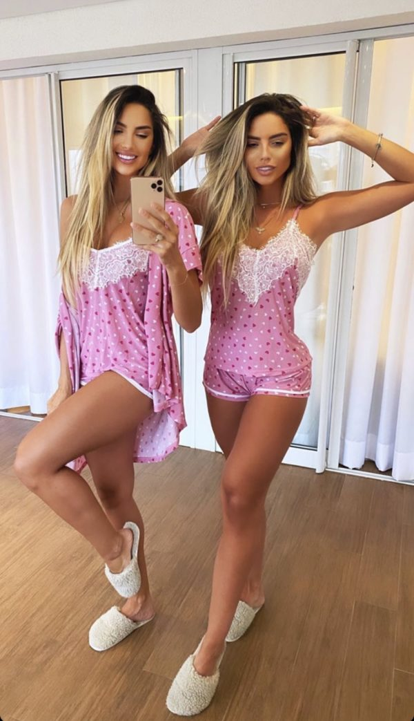 Pijama Summer Heart
