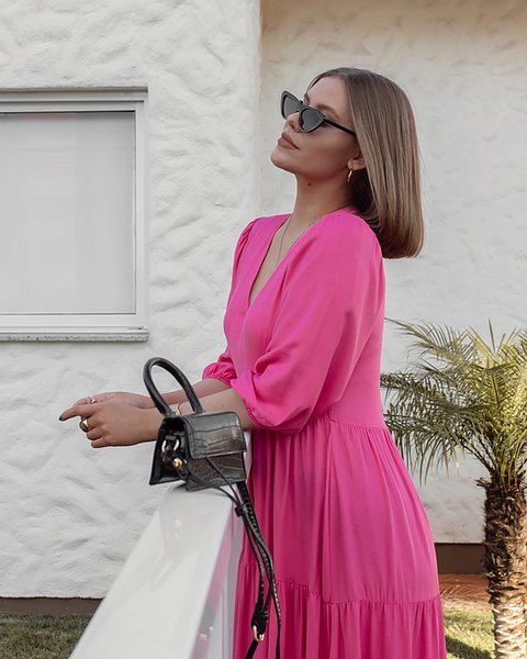 Vestido Marina Pink