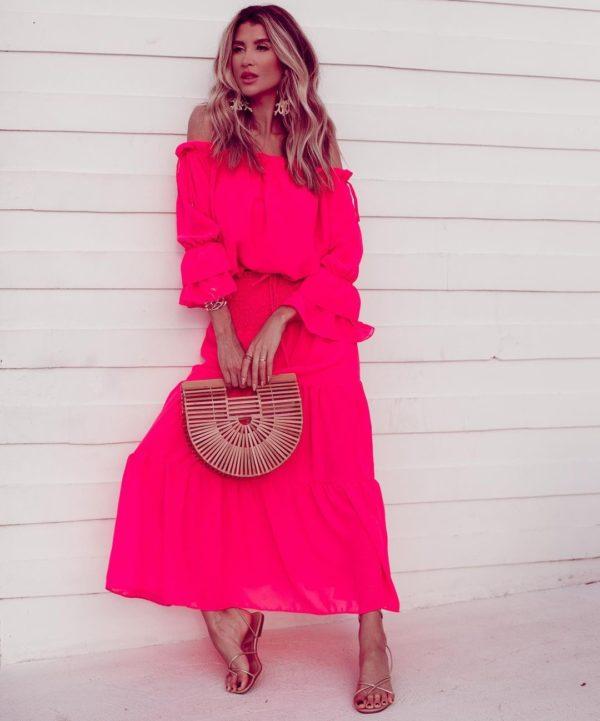Conjunto Pink Neon